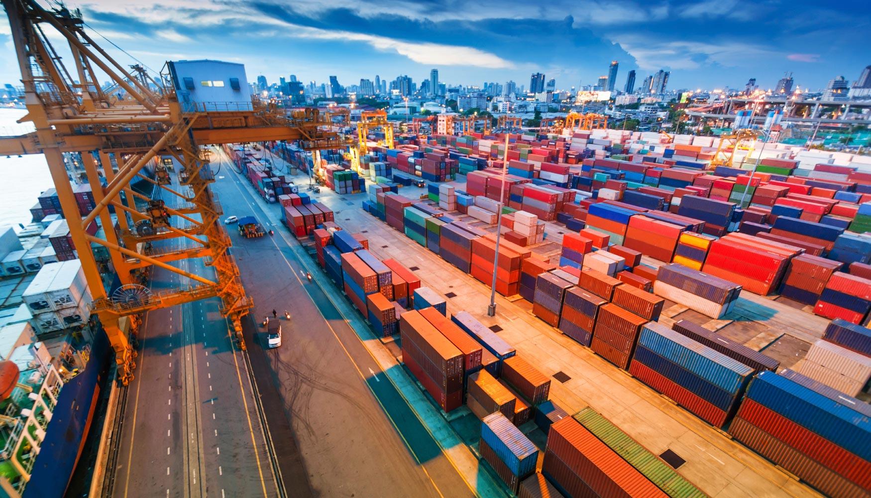 Los precios de importaciones y exportaciones siguen cayendo ...